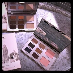 Cargo Cosmetics Contour Eyeshadow Palette 2